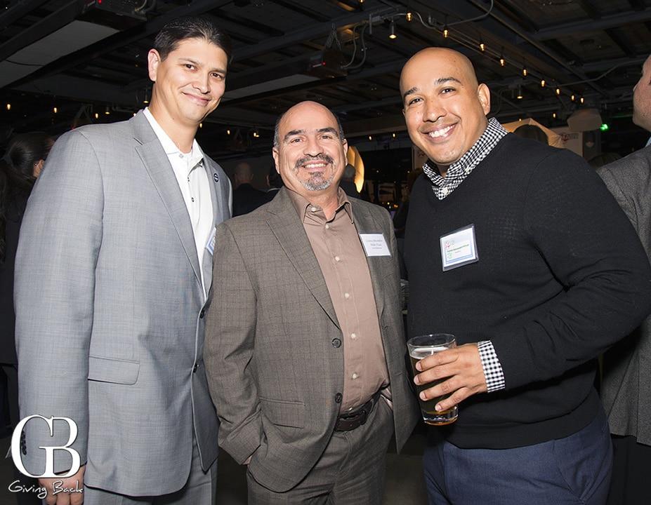 Christopher Ramirez  Mike Diaz and JB