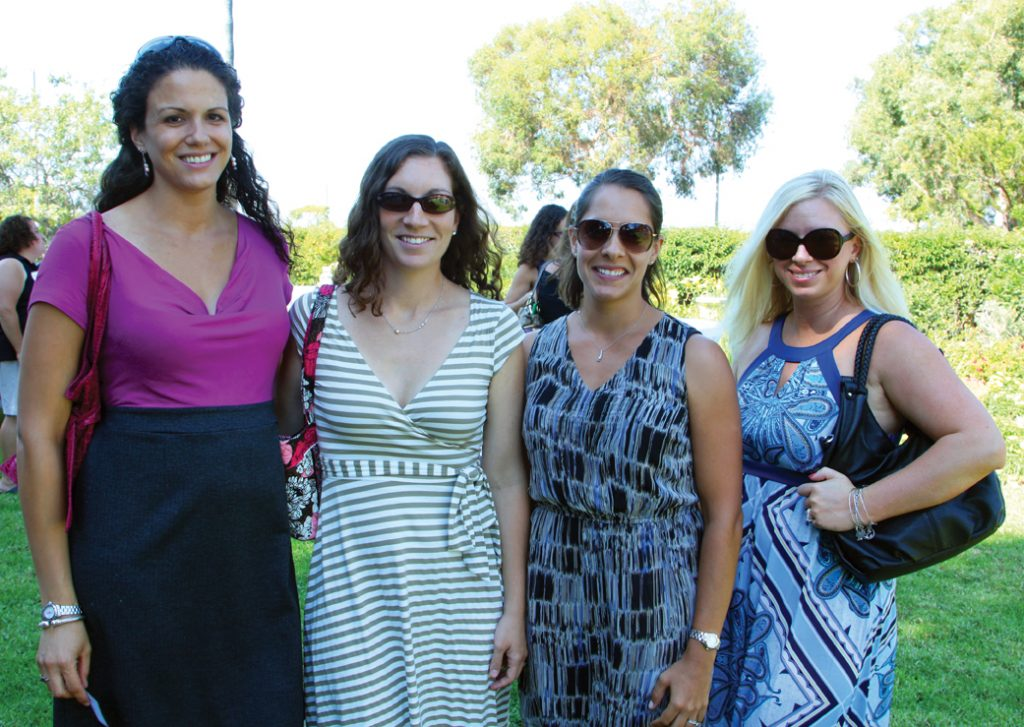 Christy Descovich, Rainey Chase, Beth Harr and Becca Nobles.JPG