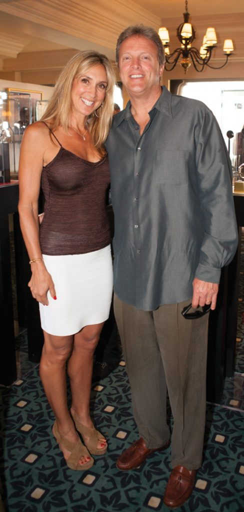 Christy and Ron Crilley