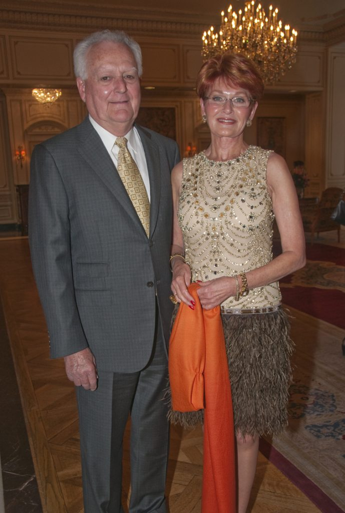 Chuck Freebern and Joanne Kilty