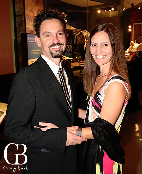 Chuck and Sarah Goehring