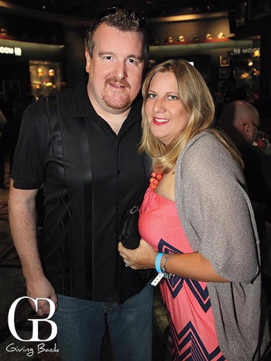 Ciaran and Shannon Thornton