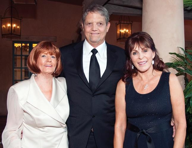 Cindy Holt, Jay Brickley and Linda Brandes