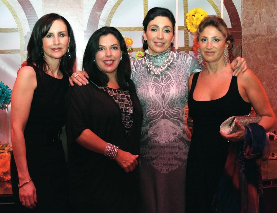 Cindy Medrano, Veronica Jarque, Soraya Baloyan y Maria Parser.JPG