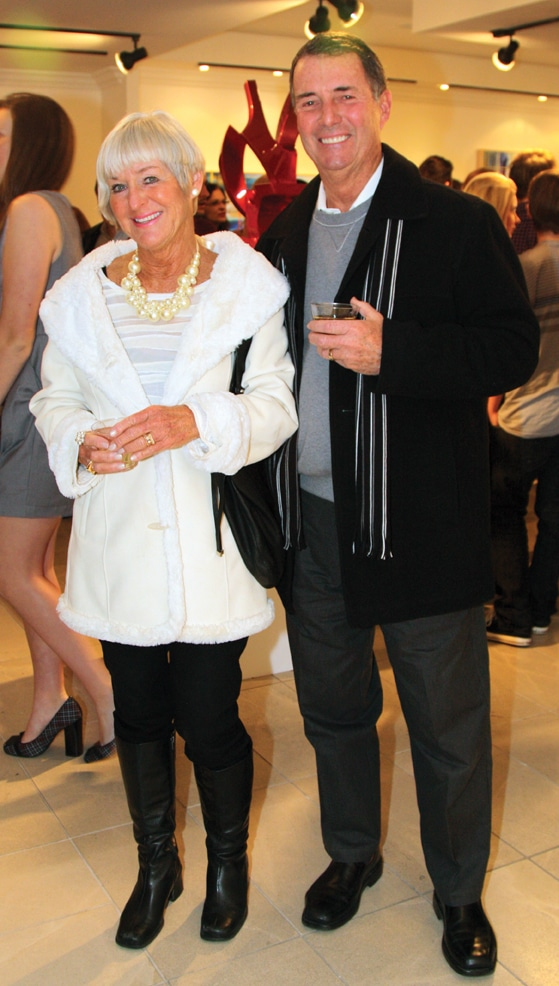 Cindy and Gary Snidecor