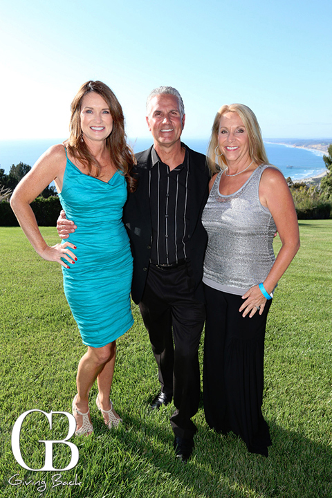 Cindy Baker with Kim and Michele  Blaylock