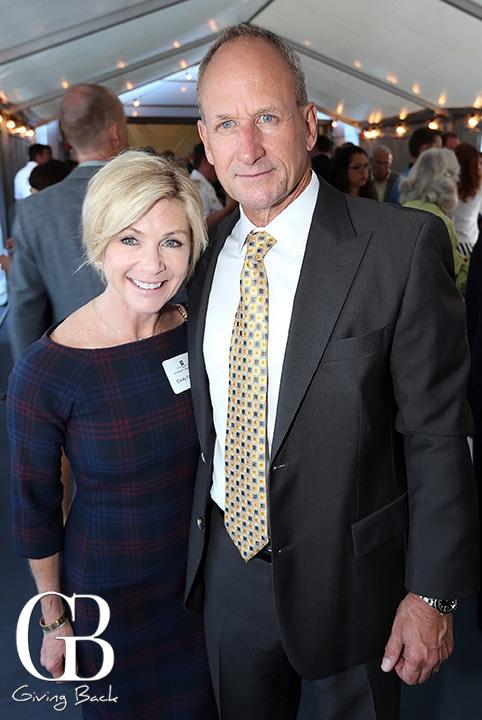 Cindy and Jeff Cavignac