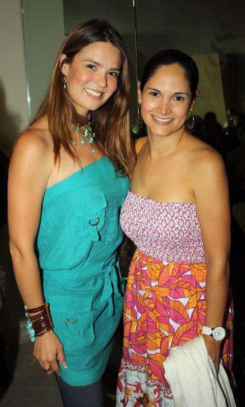 Cinthya Banuelos y Bagy Ramirez