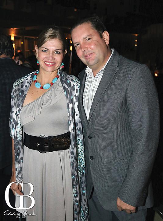 Clara Jaramillo y Arturo Roland