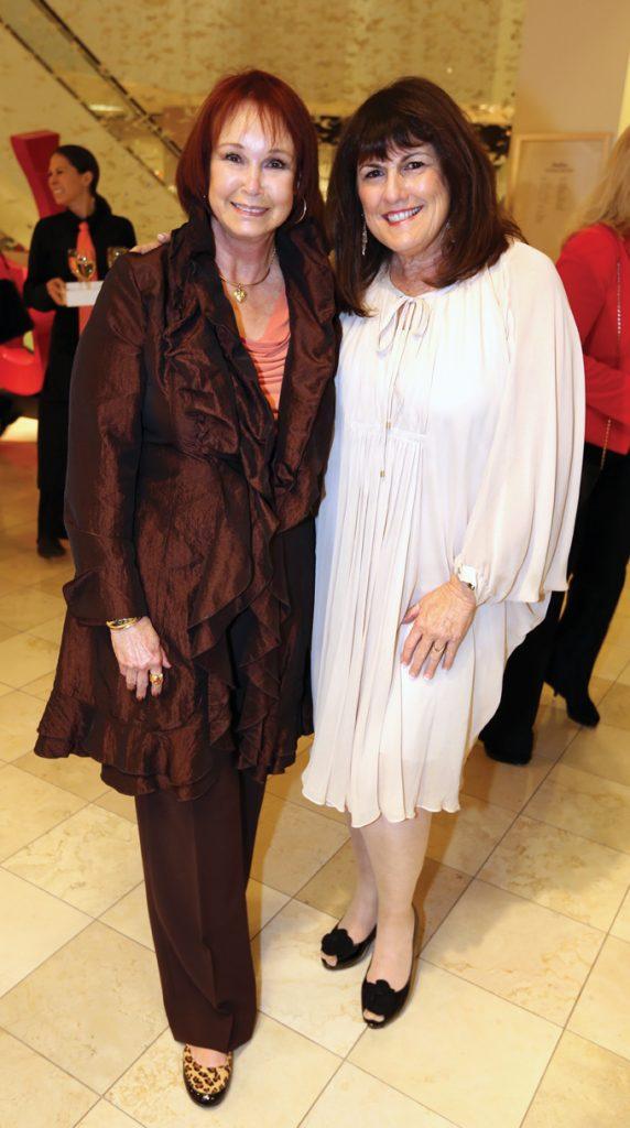 Clarice Perkins and Nancie Geller +.JPG