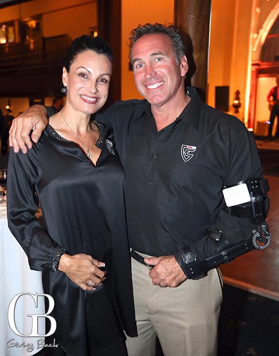 Clarice and Tony Cioe