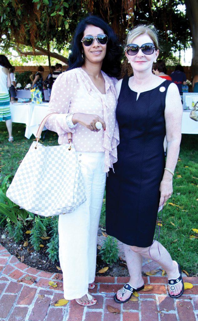 Clarise Brady and Beth Burroughs.JPG