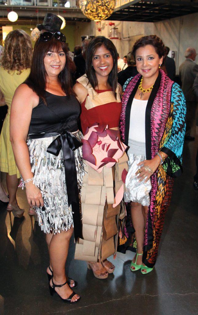 Claudia Casta Pecora, Lisette Farrell and Natasha Katz.JPG
