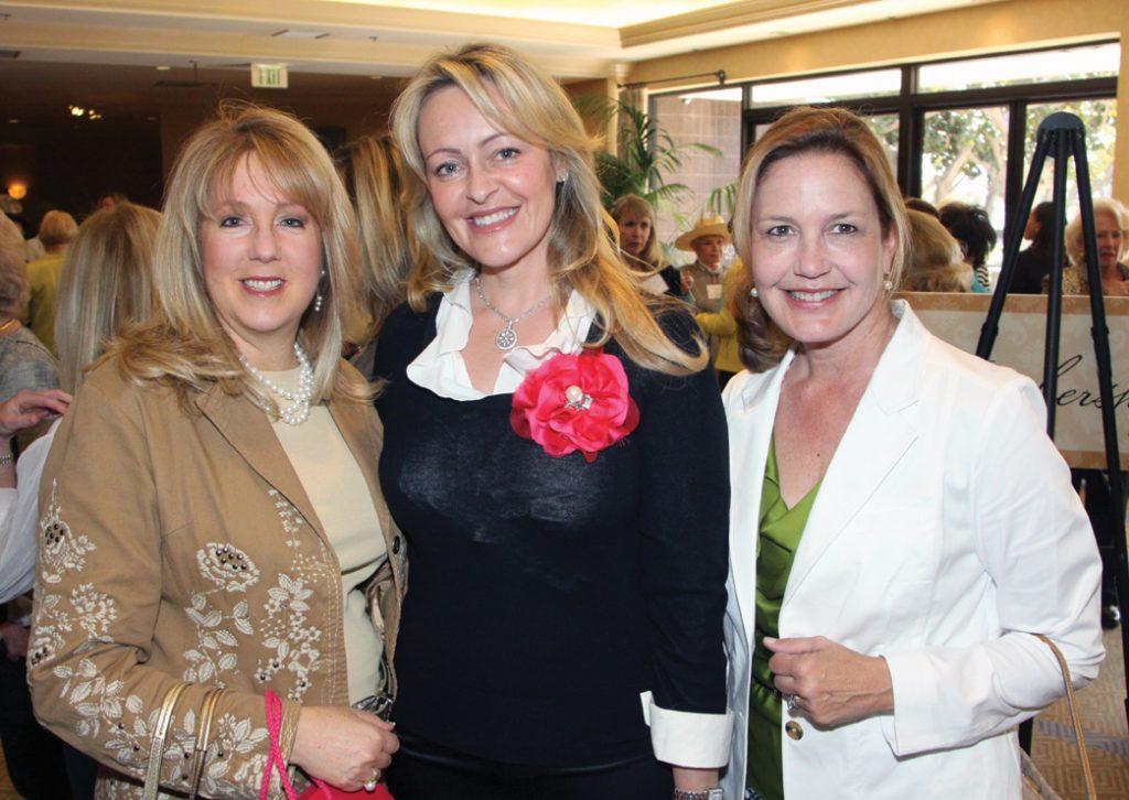 Claudia Johnson, Kathryn Gayner and Kathryn Hamon.JPG