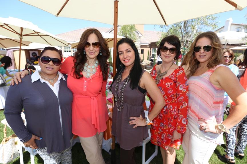Claudia Morales, Luz Ramos, Tati Fernandez, Gigi Quiroz y Ingrid Rubio.JPG