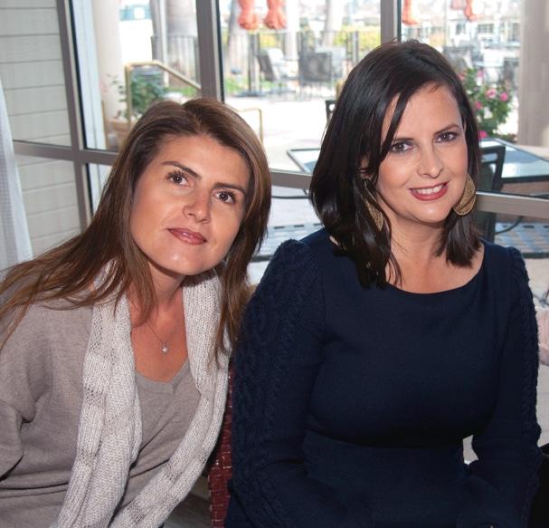 Claudia Waisbord, Martha Lopez y Cynthia Pompa