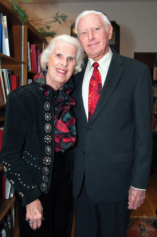 Claudia and Jim Prescott