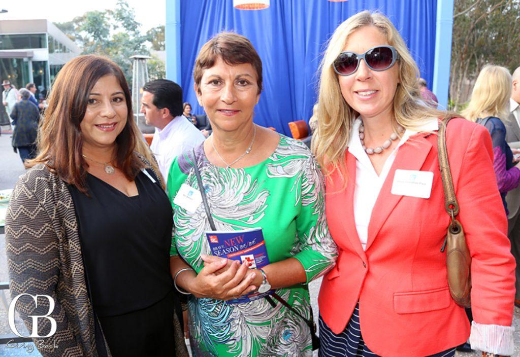 Claudia Casta Pecora  Susan Weston and Jinny Hamilton Pace