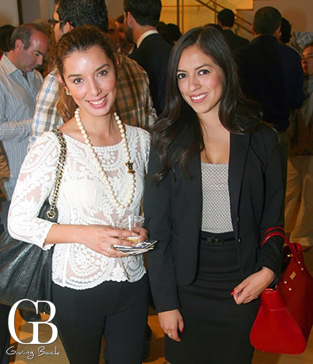 Claudia Valdez and Mayra Vazquez