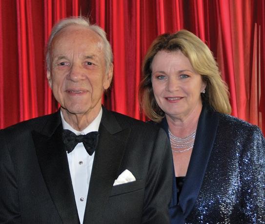 Cnrad Prebys and Debbie Turner