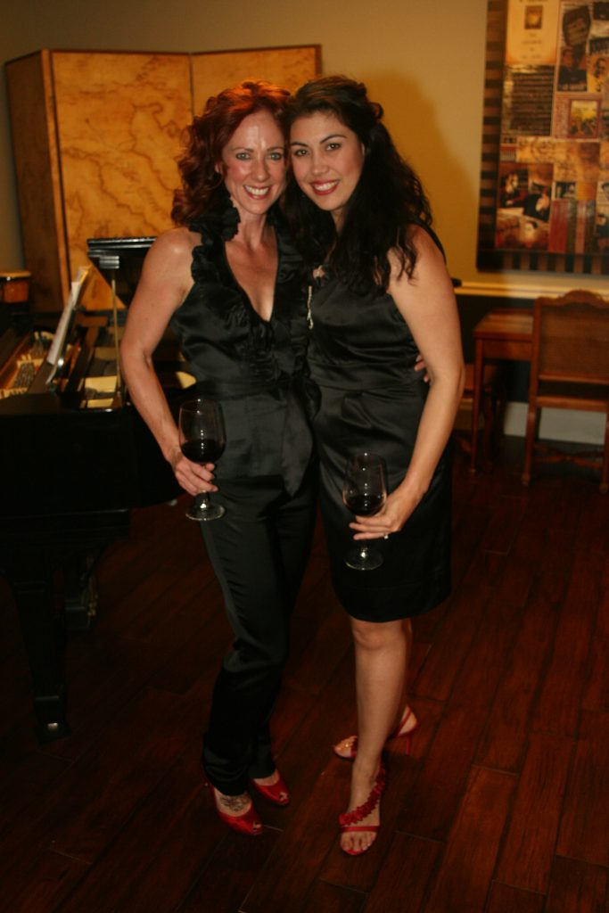 Colleen Clayton and Marie Tahan Daniels.JPG