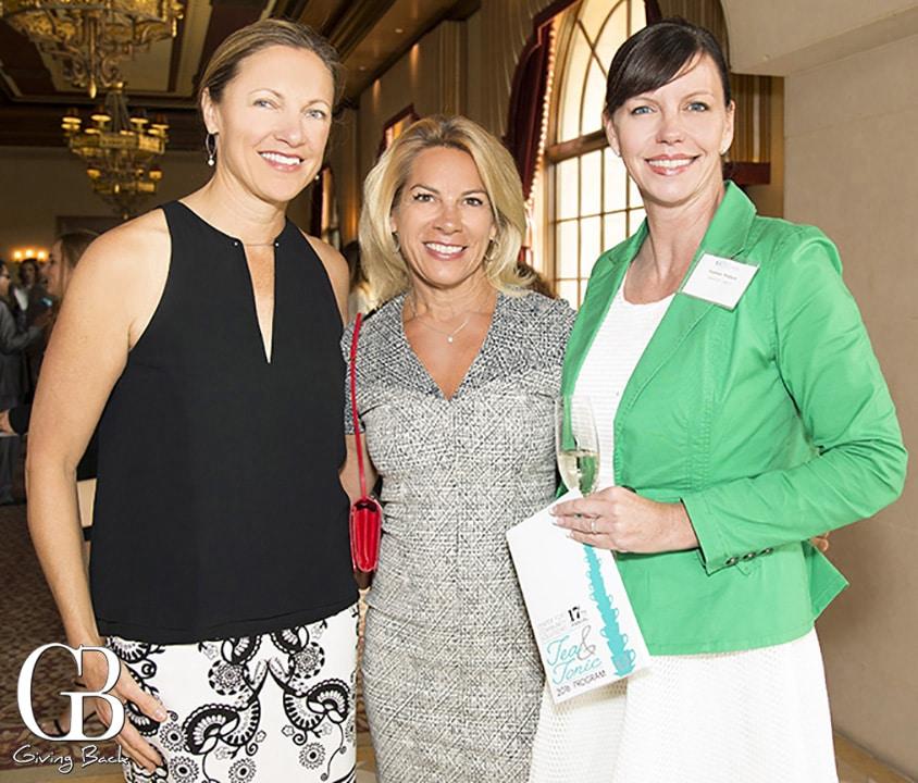 Colleen Lyons  Rhonda Peters and Stephanie Whitlock