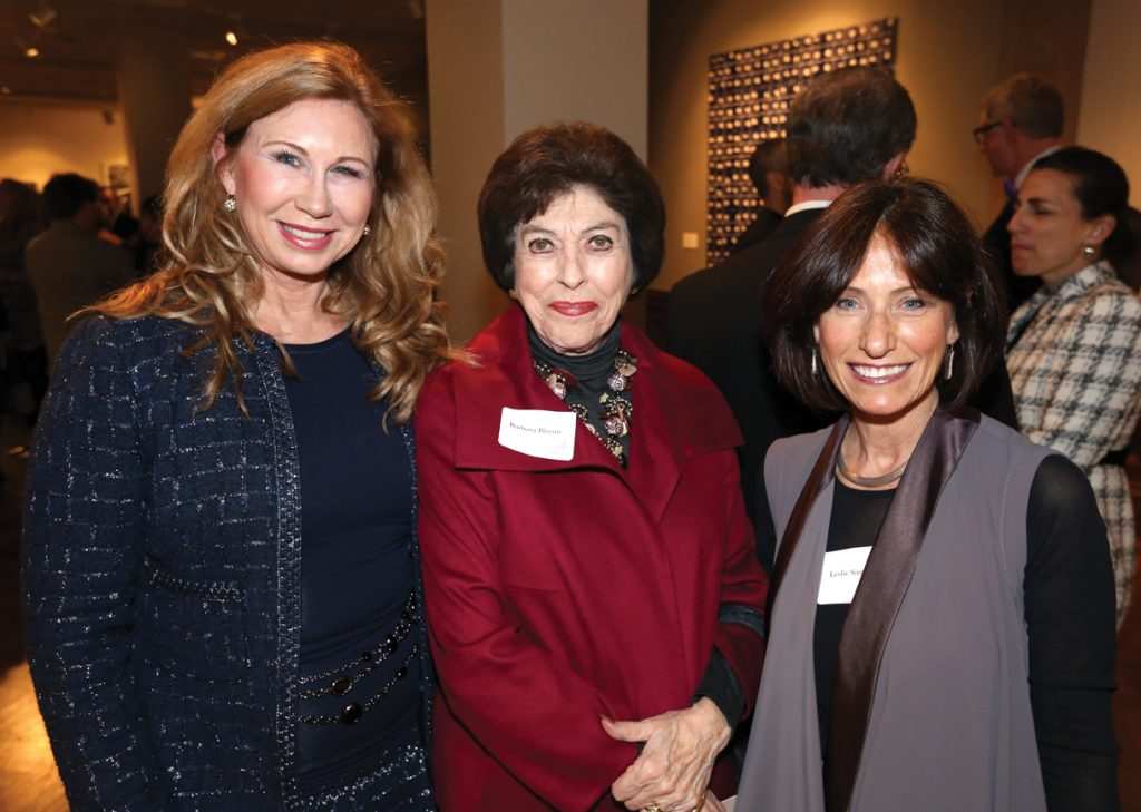 Collette Carson Royston, Barbara Bloom and Leslie Simon.JPG