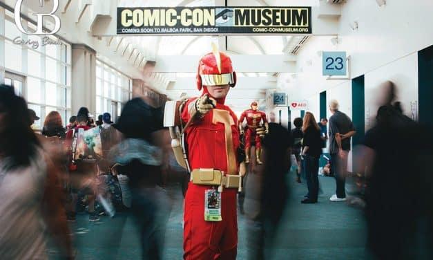 Comic-Con Museum