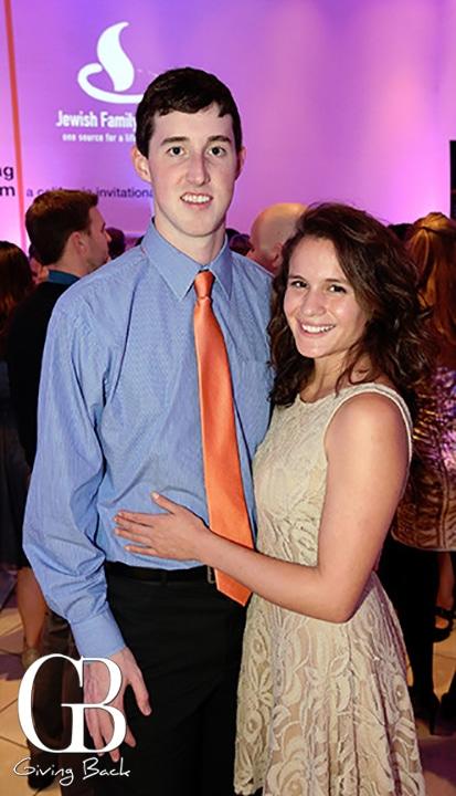 Conner Culligan and Megan Camacho