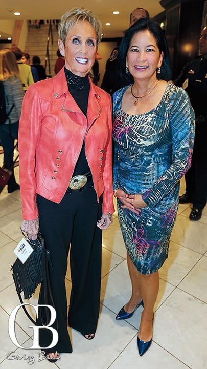 Connie Conard and Dee Ammon