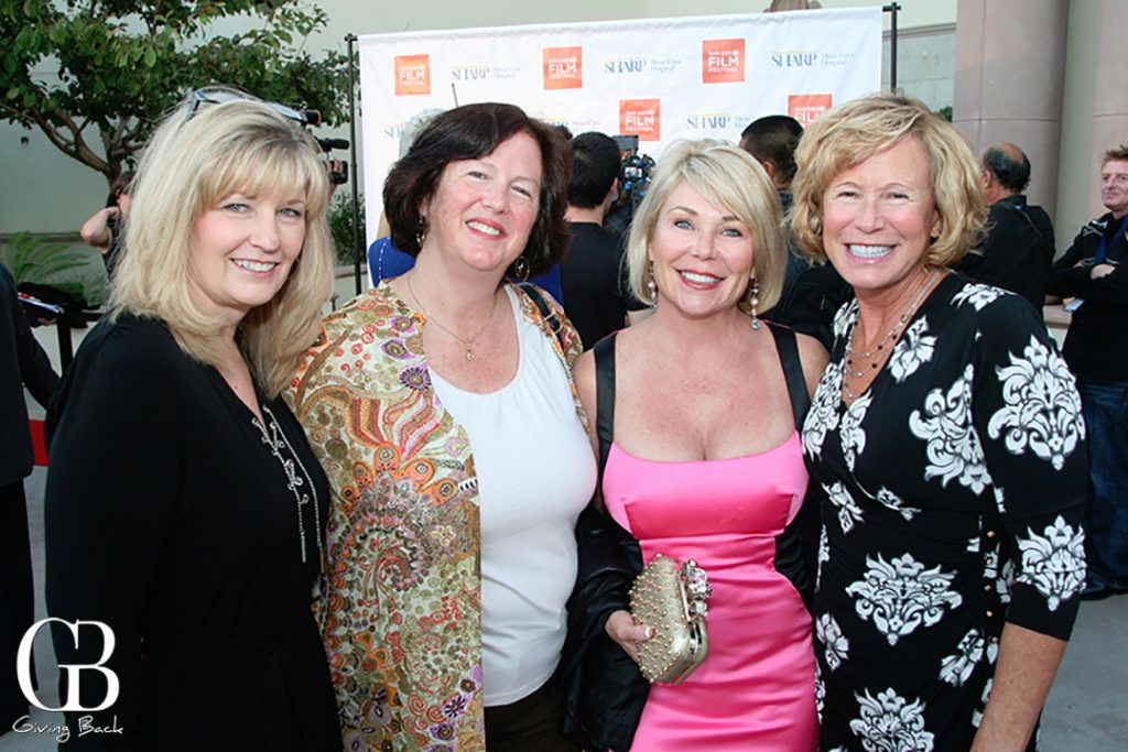 Connie Duquette  Karen Anderson  Penny Rothchild and Diane McGrogan