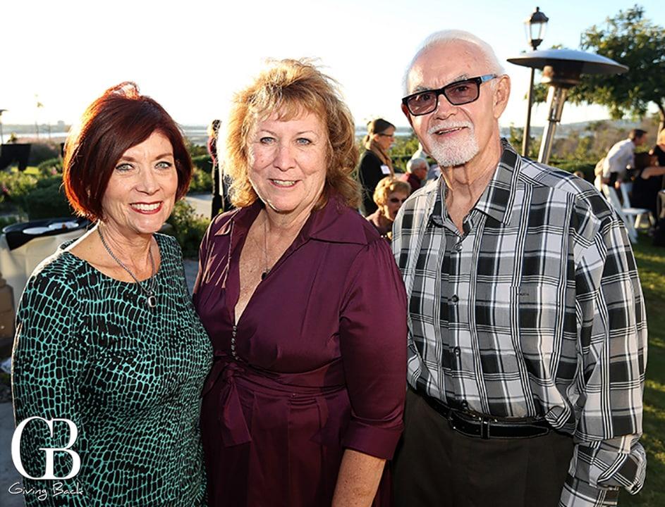 Connie Ouellette  Debra Emerson and Richard Ouellette