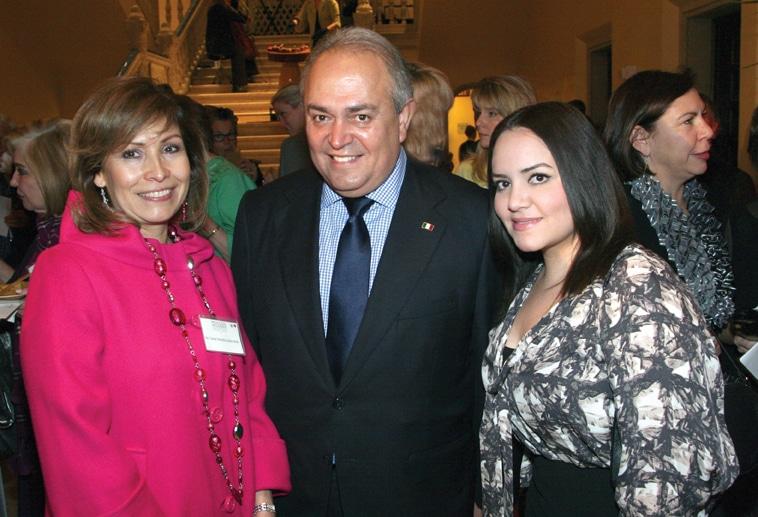 Consul Remedio Gomez Arnau, Governor Osuna and Tania Osuna.JPG