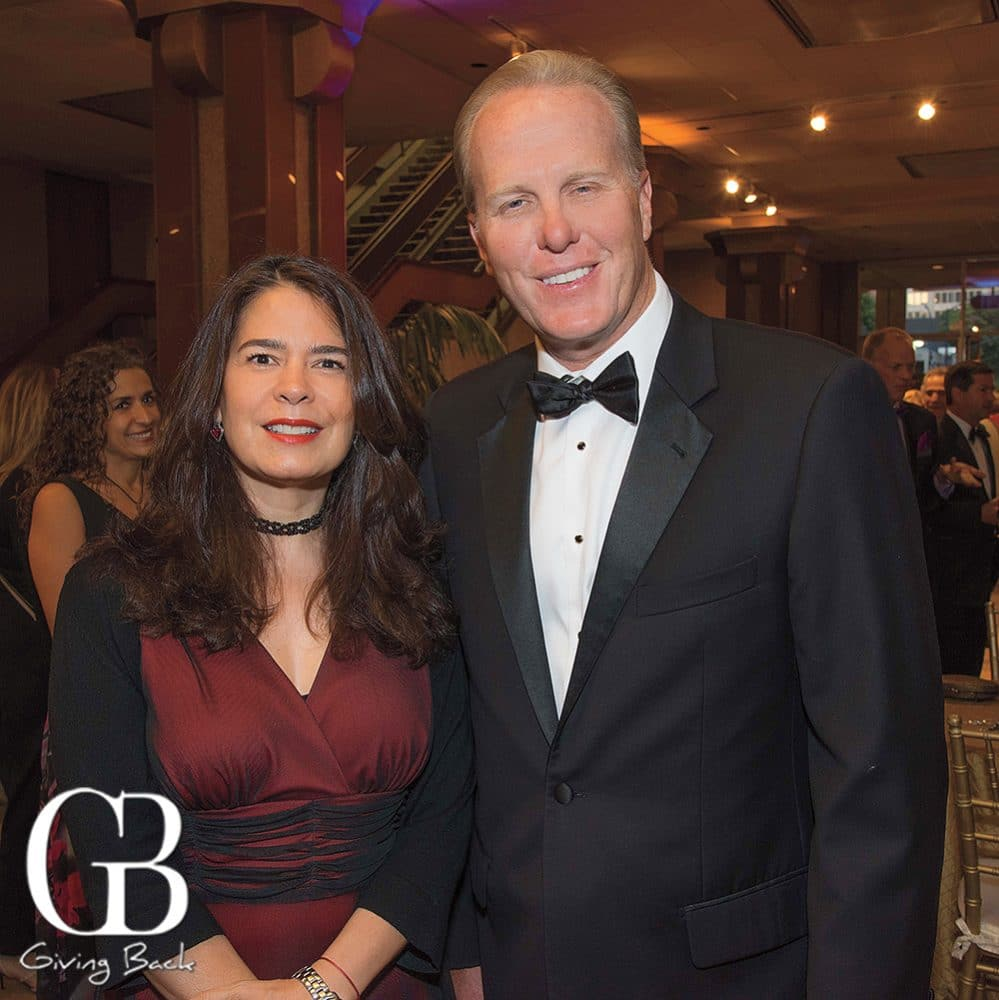 Consul Marcela Celorio and Mayor Kevin Faulconer