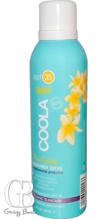 Coola Sport SPF