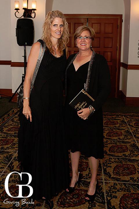Corrie Blough and Lori Guziewicz