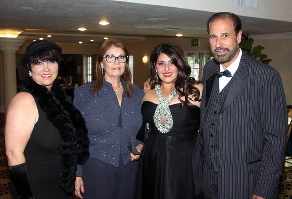 Corry Candland  Irma Stroot  Sacha Boutrous and Franco Barone