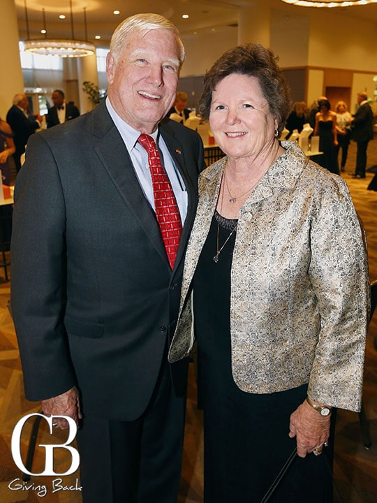 County Supervisor Greg and Cheryl Cox