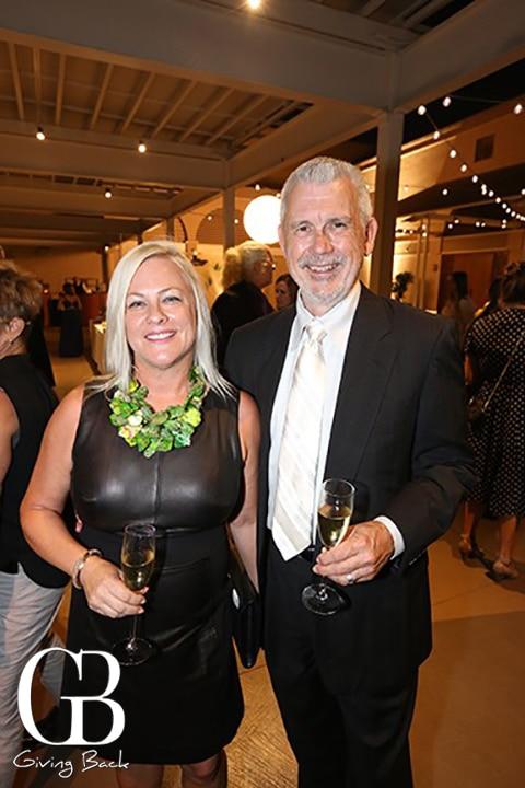 Courtney Coyle and Steve McDonald