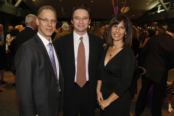 Craig Lambert, Avi Libman and Andrea Lambert.JPG