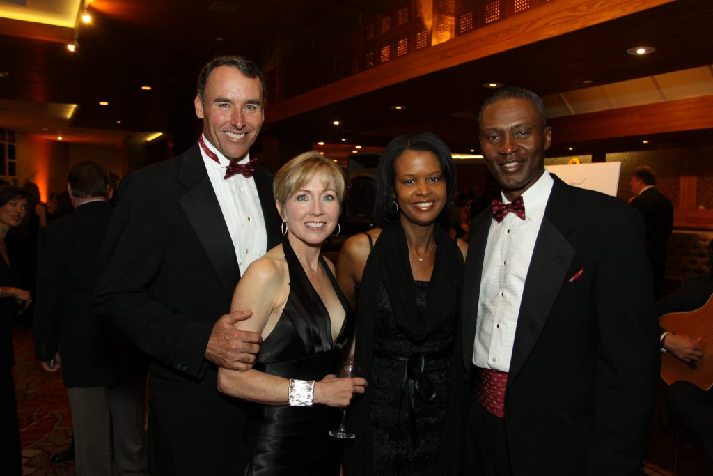 Craig and Michele Killman with Leslie and Charles Athill.JPG