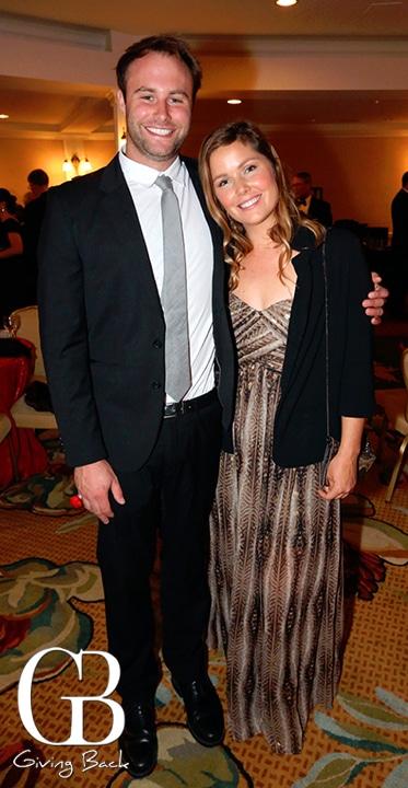 Craig Hardy and Elizabeth Root