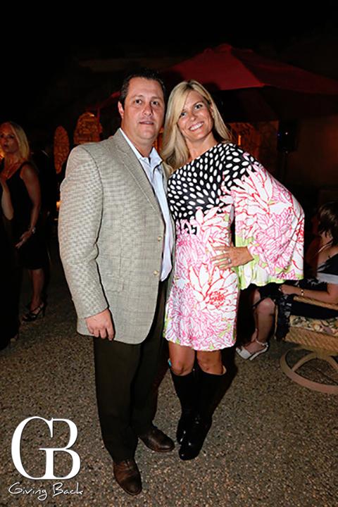 Craig and Jessica Parise