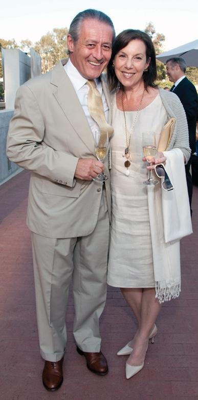 Cristian Heckscher and Eileen Klein