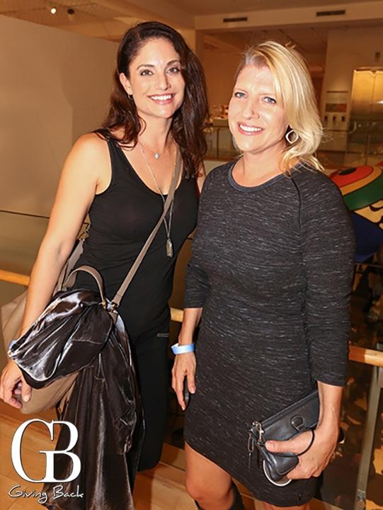 Cristina Gabrilidis and Rachel Kowalski