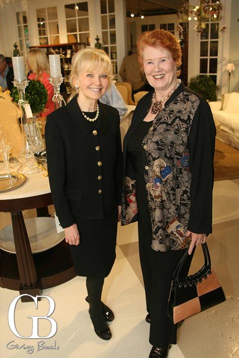 Cristull Hasson and Patti Cooprider