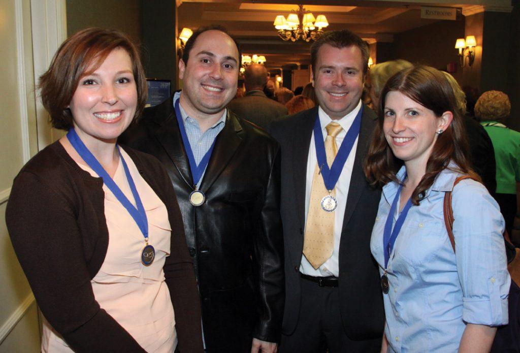 Crystal Moran Gutierrez, Garo Bournoutian, Marty Kanes and Katherine Duncan.JPG