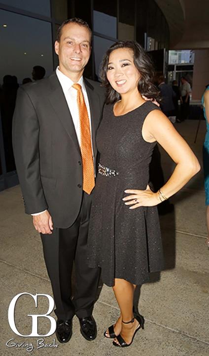 Curt Beyer and Tiana Capri