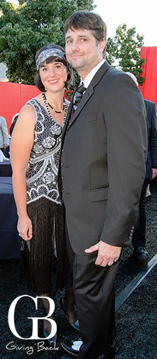 Cybil and Eric Hansen