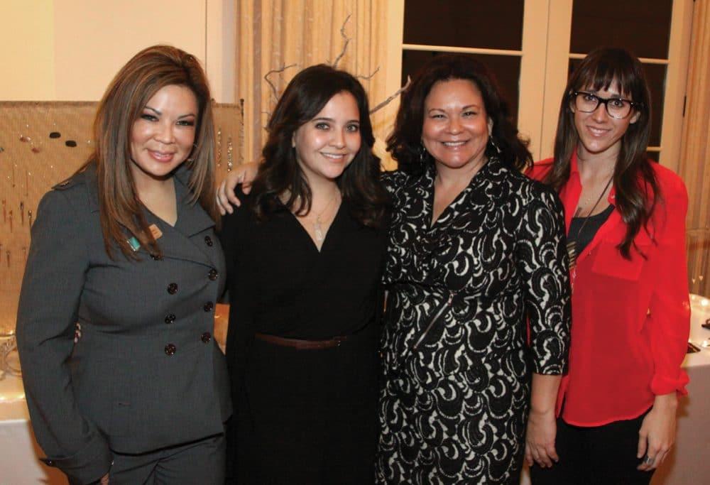Cynthia Kerwin, Paloma Colon, Lillian Wills and Laura Roberts.JPG